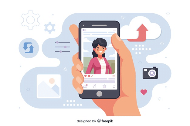 optimising social media ads illustration